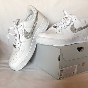 Customized Nike Air Force 1 Shoes